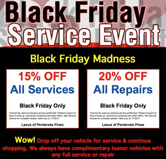 black friday service special. Black Bedroom Furniture Sets. Home Design Ideas